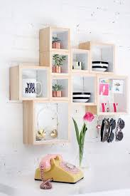 DIY Teen Room Decor Ideas For Girls Box Storage Cool Bedroom Wall Art Signs Crafts Bedding Fun Do It Yourself Projects And
