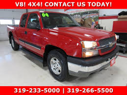 Used 2004 Chevrolet Silverado 1500 LS For Sale In Waterloo, IA | VIN ...