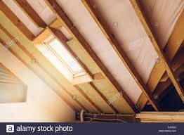 Insulating Cathedral Ceilings Rockwool by Ceiling Joist Stock Photos U0026 Ceiling Joist Stock Images Alamy