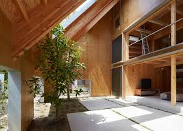 100 Suppose Design Office Hides Garden Beneath Roof Of House In Anjo