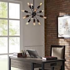 Shabby Chic Ceiling Fan Light Kit by Rustic Lighting For Less Overstock Com