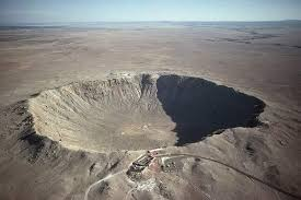 Meteor Crater In Arizona Is The Best Preserved Asteroid Impact On Earth