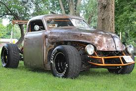 100 1947 Chevrolet Truck This Pickup Is Half Rat Rod Half Racecar
