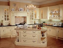 Country French Kitchen Designs
