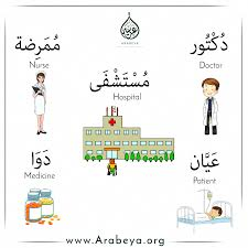 5 Egyptian Words You Can Use Them In The Hospital Mustashfa مستشفى