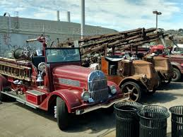 SF Has Nowhere To Put Collection Of 100-year-old Antique Fire Trucks ... Old Truck New Tricks Bsis 1956 X100 Trucks Are Fresh And Fast Looks Like A Ih Classic Pick Up Trucks Pinterest Classic Sf Has Nowhere To Put Collection Of 100yearold Antique Fire Trucks 1959 F100 More Doorswindowstires Pictures Semi Photo Galleries Free Download The 1968 Chevy Custom Utility That Nobodys Seen Hot Rod Network Vintage And Classic Archives Truckanddrivercouk Chevrolet Pick Up Lovin Girl Ford Wallpaper Hd Backgrounds For Androids Carspied Fashioned Sale Canada Cars Rods Tall People Hamb