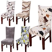 US $3.67 20% OFF|Spandex Elastic Floral Print Letter Pattern Slipcovers  Stretch Removable Dining Chair Cover Hotel Banquet Seat Cover-in Chair  Cover ... Silver Stretch Spandex Banquet Chair Cover Balsacircle 50 Pcs White Polyester Covers For Party Wedding Linens Decorations Dning Ceremony Reception Supplies Hunter Green 57 Lifetime Folding Fuchsia Free Shipping Whosale 100pcs Universal Arm With For Plastic Outdoor Slipcovers Ivory Your Champagne Slip Premium Quality Ruched Fashion Ebay Sponsored 10pcs Scuba
