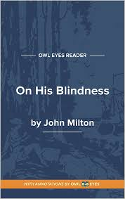 His Blindness Full Text and Analysis Owl Eyes