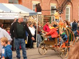Circleville Pumpkin Festival by Fun And Games Cops And Robbers At The Circleville Pumpkin