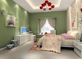 bilder zum grüne wand schlafzimmer renderings download foto