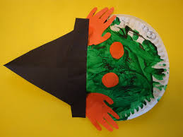 Halloween Art Crafts For Preschoolers Five Little Pumpkins Projects Niccis Angels Arts On Nd Grade