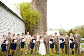 Green Weddings Stylish Rustic Bridal