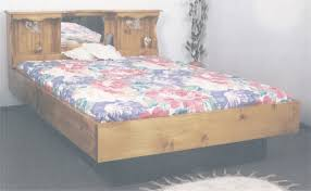 Waterbed Headboards King Size by Waterbed Queen Pine Waterbeds U0026 Frames Pine Waterbeds U0026 Frames