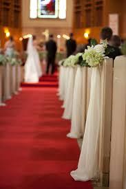 Cheap Wedding Decorations Diy by Best 25 Church Pew Decorations Ideas On Pinterest Wedding Pew
