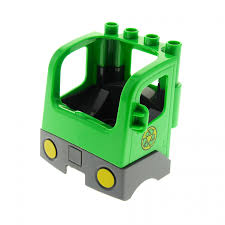 1 X Lego Brick Bright Green Duplo Truck Semi-Tractor Cab With Dark ... Lego City 4206 Recycling Truck Speed Build Review Youtube Police Dog Unit 60048 Lego Excavator 60075 3500 Hamleys For Toys And Games The Movie 70805 Trash Chomper Garbage Vehicle Boxed Set W Tagged Refuse Brickset Set Guide Database By Purepitch72 On Deviantart 79911 2007 34 Years Of 19792013 Bigs House Officially Opens To The Public In Denmark Technic Electric Ideas Product Recycle Center Itructions 6668