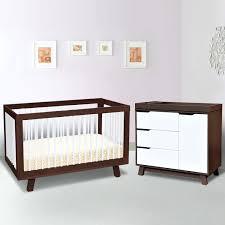 Babyletto Skip 3 Drawer Changer Dresser by Babyletto Hudson Dresser 2 Piece Nursery Set 3 In 1 Convertible