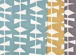 Fabric Curtains John Lewis by Lucienne Day Dress Fabric C 1954 One Of Five Dress Fabrics
