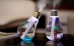tiny light bulb humidifier things i want to buy