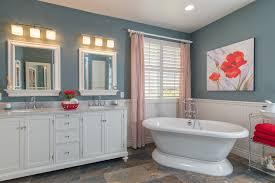 Bathroom Towel Bar Height by How High Should You Wainscot A Bathroom Wall Angie U0027s List