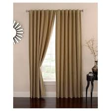 Absolute Zero Curtains Red by 95 Velvet Curtains Target