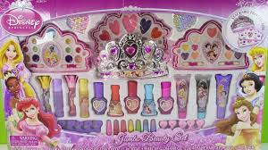 Disney Bathroom Set India by Disney Princess Jumbo Beauty Set Princess Makeup Nail Polish Lip