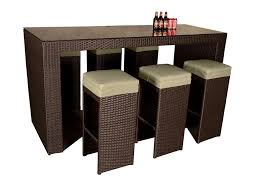 Outdoor Bar Furniture for Fun and Entertainment We Bring Ideas