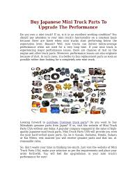 Buy Japanese Mini Truck Parts To Upgrade The Performance By Mini ... Mini Truck Parts Market March 2011 Truckin Magazine May Franky Driving His Monster 4wheel Bbq Show Liangzi Best 2018 Minitruck Complete Kits Air Ride Suspension Supplies Elegant Cushman Mania Of Daihatsu Blw Carsportyus Choose Your Buycumandubishimitruckpartsonline29074836lva1app6892thumbnail4jpgcb8156143 Awesome 1600xd Owners Manual Vehicles Offroad Suzuki Carry And Yamaha 400 Kodiak Youtube Japanese Accsories