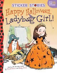 Halloween Picture Books by Happy Halloween Ladybug David Soman Jacky Davis