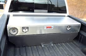 Black Diamond Plate Tool Box Aluminum Pickup Truck Trunk Bed Trailer ...