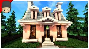 100 Small Beautiful Houses Minecraft House