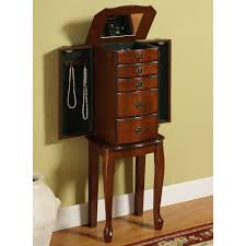 Linon 995102CHY Madison Jewelry Armoire In Cherry Amazoncom Pearl White Jewelry Armoire Home Kitchen Cb335257168 Espresso Decoration Amazon Com Linon 9995006chy Payton In Cherry Decators Collection Chirp Black Armoire1972400210 Crystal Walnut Shoptv Eva Mirrored 4drawer Finish With Intricate Powell Ebony Armoire502317 The Depot Madison Silver 9956083wal Skyler Armoires Bedroom Fniture