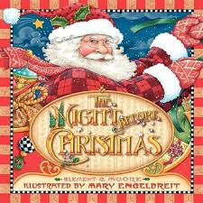Twas The Night Before Halloween Book by The Night Before Christmas Book U2013 Mary Engelbreit
