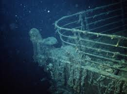 Where Did The Lusitania Sunk Map by Titanic Shipwreck Photos See Original Images From 1985 Time Com