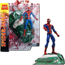The Spectacular Spider Man Final Curtain Youtube by Spider Man Action Figures