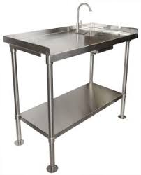 Fish Cleaning Table With Sink Bass Pro by Stainless Fish Cleaning Table With Sink Sinks Ideas