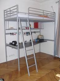 lit mezzanine 1 place bureau integre lit mezzanine ikea bureau int eacute gr