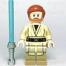 spielzeug lego wars figur obi wan kenobi 75040 transparency