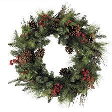 Árbol De Navidad Artificial Pino Natural Verde Slim FairyTrees