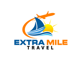 Extra Mile Travel Logo Design Concepts 44
