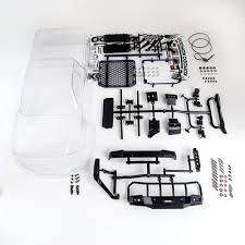 100 Komodo Truck NEW Hobby Rc Gmade Gma40070 Gmade Clear Body Set Bodies Car