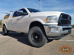 100 Build Dodge Truck 2016 DODGE RAM 2500 WHITE