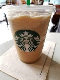I Like The Original Coffee Frappuccino And This One With Soy Milk In It Is A Reasonable Facsimile Its Not Quite As Creamy Has Sweet Aftertaste