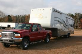 5th Wheel That You Tow With A F250 Diesel - IRV2 Forums