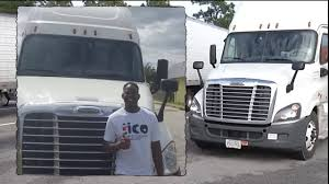 Man Says State Won't Let Him Take Truck-driving Test Because... Jetco Delivery Ceo Opmistic On Trucking Jobs Desantis Gets The Victory At Grandview Speeway Southern Berks News Db Trucking Truck Walk Around Youtube The Witches Inn Custom Rig Wins Big Mats 2018 Rigged Invesgation Prompts New Bill Friday March 27 Show And Shine Misc Trucks Part 2 2011 Great West Custom Rigs Pride Polish Wendy De Santis Brokeragerating Mcarthur Express Linkedin Penske Settles With Drivers In Case Over Unpaid Meal Rest Breaks Truck Stops Here Business Amitimesonlinecom Pin By Tyler Shaw Trucks Pinterest Biggest Worlds Maker Is Using 3d Prting To Make Spares