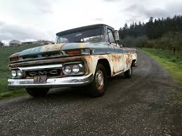 My 1964 GMC Original 305e V6. @jonathan_marcos_ | Trucks | Pinterest ... 50 Years Apart 1964 To 2014 The Old Gmc Truck Is Mine Pics Car Restoration Detroit Deluxe Michigan 1000 Short Bed Hamb From Sand Creek Pickup Youtube Our Dream Auto Restorations Lmc Truck Life Worlds Newest Photos Of And Gmc Flickr Hive Mind Ck 1500 Adrenalin Motors Crustine Build Thread Classic Parts Talk 5000 B5000 L5000 H5000 Bh5000 Lh5000 Trucks Tractors Bed