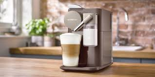 Nespresso Lattissima One Is This Compact Coffee Maker Your Dream Cappuccino Machine