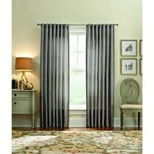 pewter curtains drapes window treatments the home depot