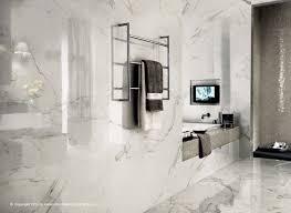 wandfliese marmoroptik weiß marmoriert glänzend 50x120cm marvel calacatta atlas concorde