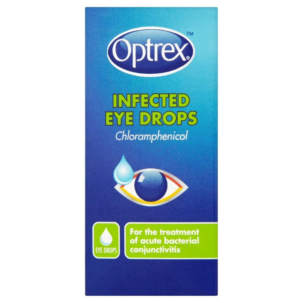 Optrex Infected Eye Drops - 10ml