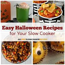 Halloween Appetizers For Adults by 12 Easy Halloween Recipes For Your Slow Cooker